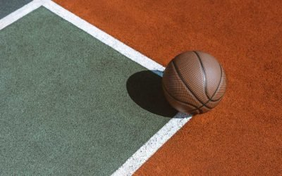 The basketball court resurfacing – evict damages