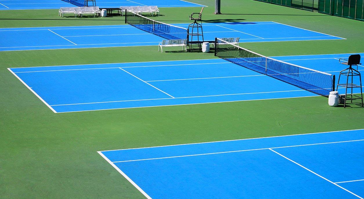 construction-of-tennis-court