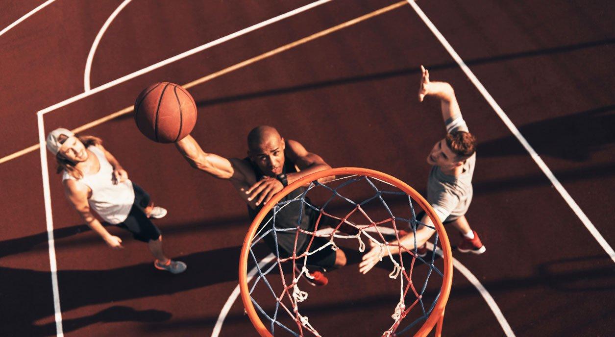 Florida Basketball Courts