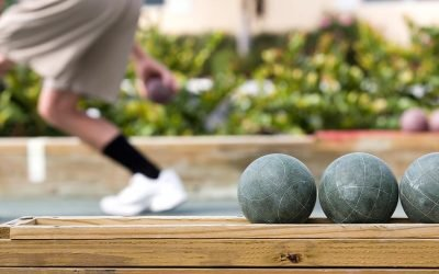 Why one should consider for bocce ball construction?