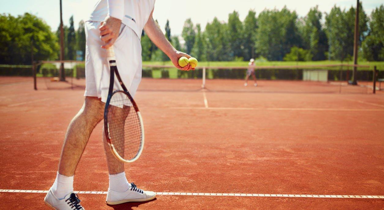 Har Tru Clay Tennis Court Surface