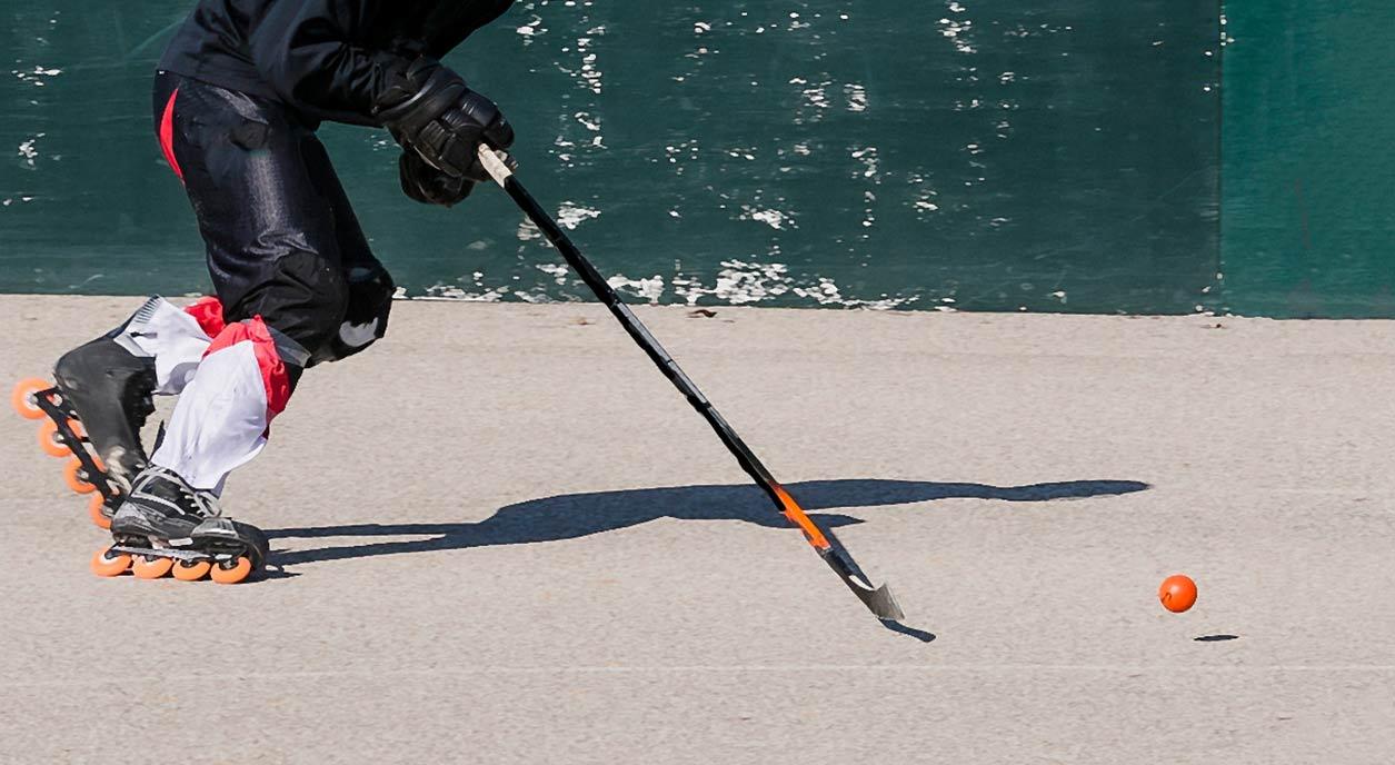 Inline Hockey Court Surfaces