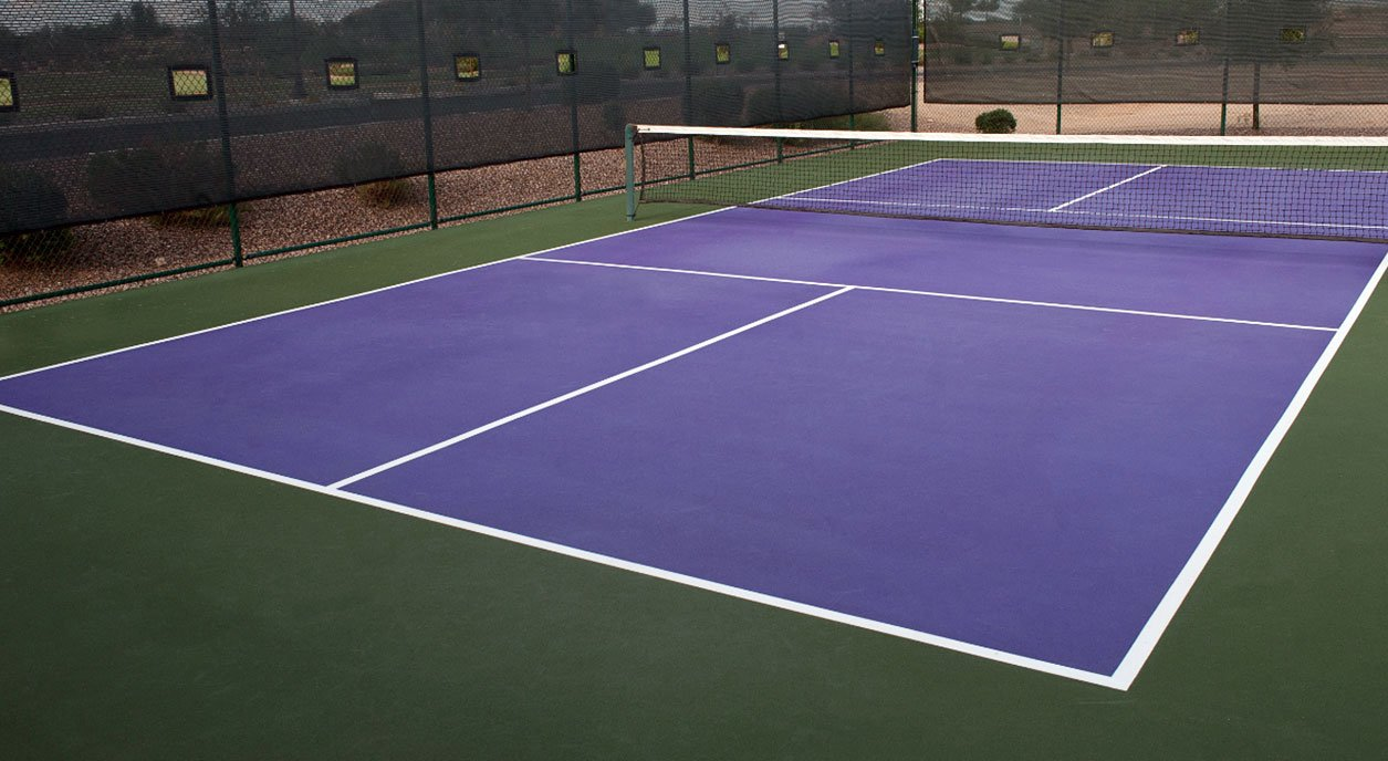 Pickleball Court Resurfacing Services