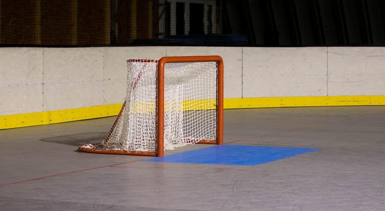 Resurfacing InLine Hockey Court