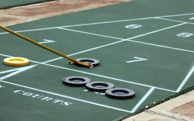 Health benefits of shuffleboard game