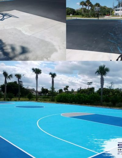 Sport Surfaces LLC Georgia Sport Surface Contractor basketball