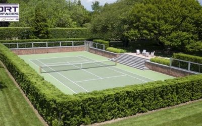 6 Big Things To Know Before Building Residential Tennis Courts