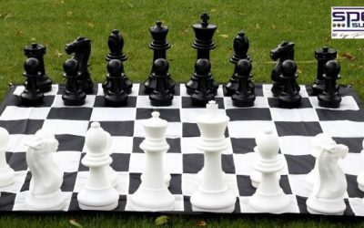 Benefits Of Building An Outdoor Giant Chess