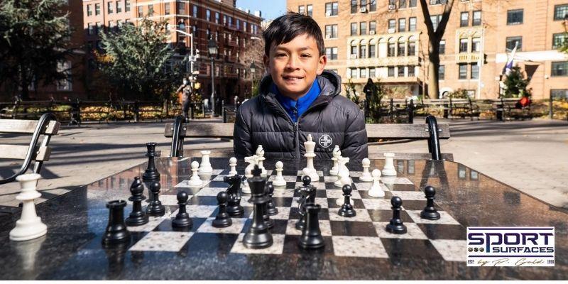 sports surfacing chess