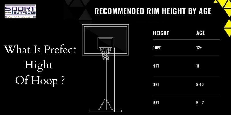 Basketball court Hoop Hight