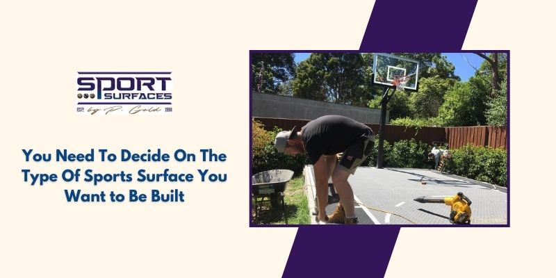 sports surface contractors